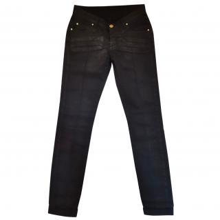 Pierre Balmain Black Trousers