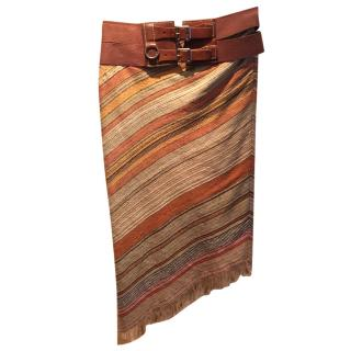 Ralph Lauren Prairie-style skirt