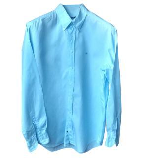 Pal Zileri Blue Shirt