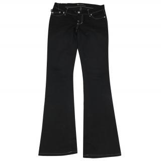 Rock And Republic Kasandra Embellished Black Jeans