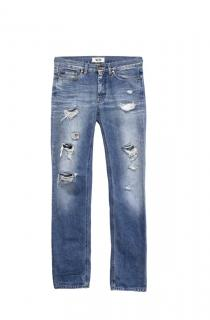 Acne Distressed Jeans