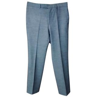 Hugo Boss tweed trousers