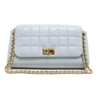 Chanel Light Blue Shoulder Bag
