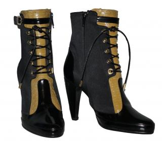 Magrit Above Ankle Boots