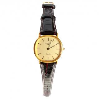 Longines 18K gold-plated Ladies watch 1970-1980