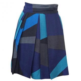 Marc Jacobs twilight blue skirt