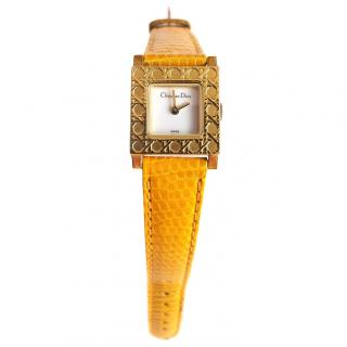 Christian Dior dress watch