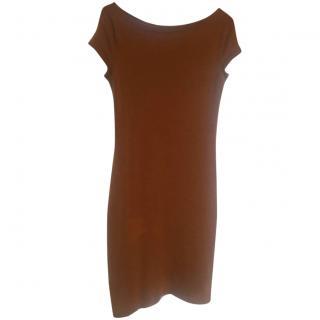 Ralph Lauren Sand Coloured Wool dress