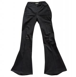 Prada Black Trousers