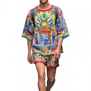 Dolce & Gabbana Carretto Runway T-shirt