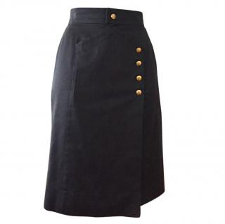 Chanel boutique vintage pencil skirt