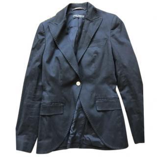 Dolce & Gabbana black blazer
