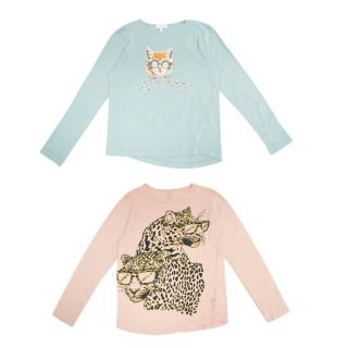 Stella McCartney And CdeC Girls Long-sleeved Tops