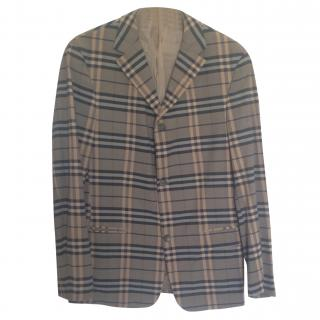 Burberry Prorsum Men's Cotton Blazer