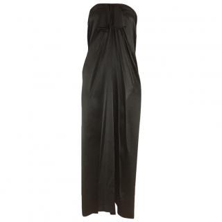 Gianfranco Ferre long dress in silk