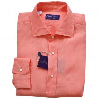 Ralph Lauren Purple Label linen shirt