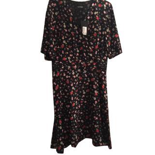 The Kooples Floral dress size L