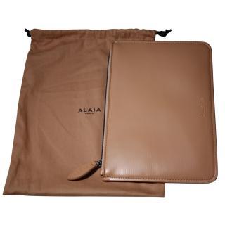 Alaia clutch/make-up bag