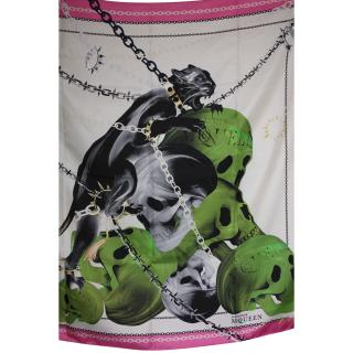 Alexander McQueen Limited Edition scarf