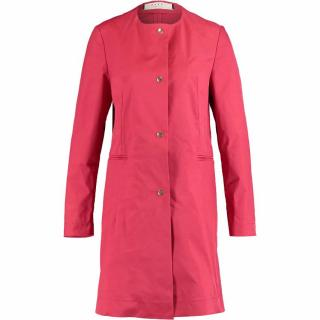 Marni red duster coat