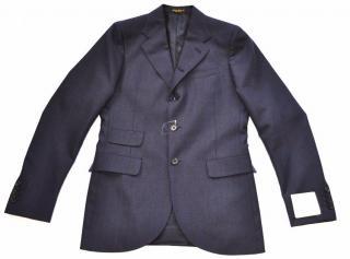 RRL Ralph Lauren navy wool suit