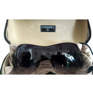 Chanel oversize sunglasses tinted excellent condition