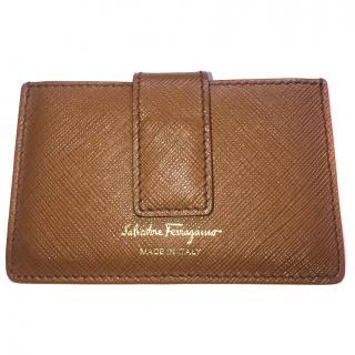 Salvatore Ferragamo Card Case