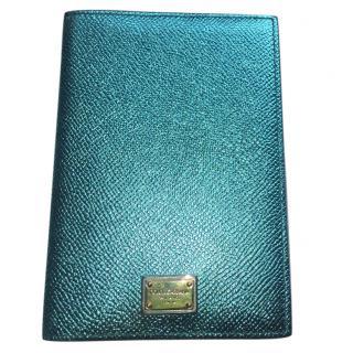 Dolce and Gabbana Passport Holder