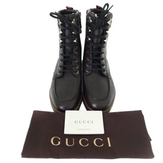 Gucci ankle/chelsea boots