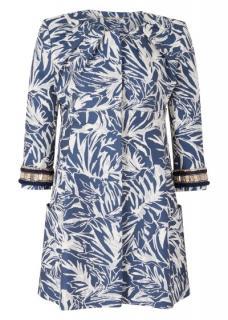 Matthew Williamson Botanical Spring Coat