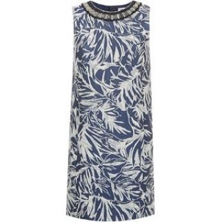 Matthew Williamson Botanical Shift Dress