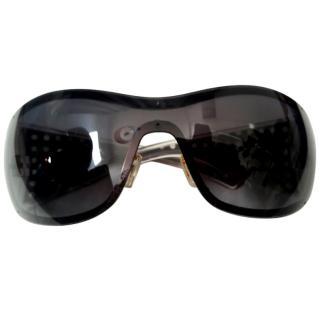 Dior oversize sunglasses VGC
