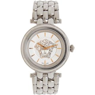 Versace Khai Stainless Steel Watch