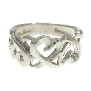 Paloma Picasso Loving Heart Band Ring