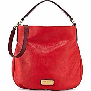 Marc by Marc Jacobs Hillier Hobo Leather Shoulder Bag