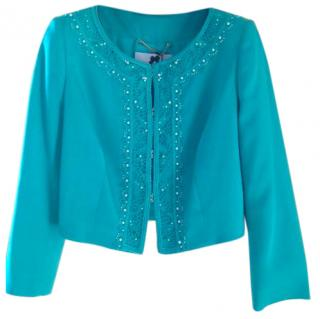 Blumarine embroidered jacket