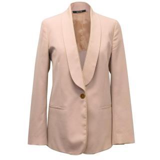 Maison Martin Margiela Dusty Pink Blazer