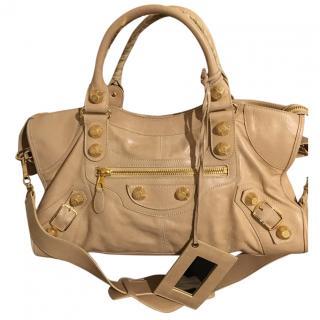 Balenciaga part-time bag in Beige