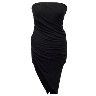 Donna Karan Black Sleeveless Dress