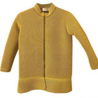 Marni Neoprene mesh sweatshirt