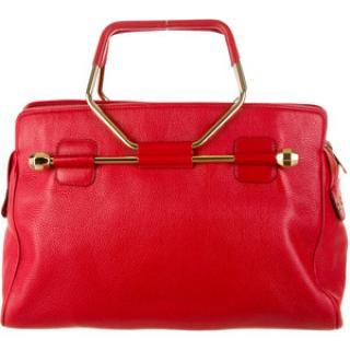 Viktor & Rolf Bombette Red Handbag