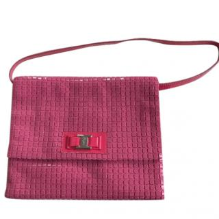 Salvatore Ferragamo Pink Bag