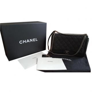 Chanel quilted fabric Medium Bag
