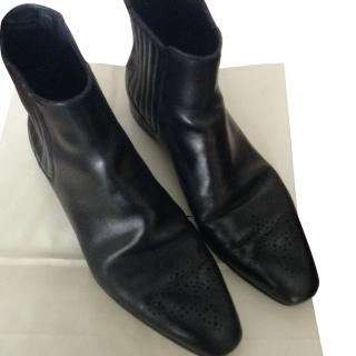 Louis Vuitton Mens Chelsea Ankle Boots