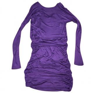 Emilio Pucci Purple Dress