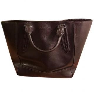 Burberry Brown Leather Tote