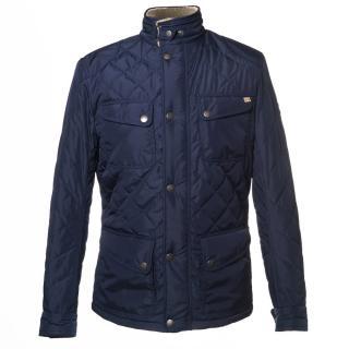 Matchless London Nettleton navy jacket