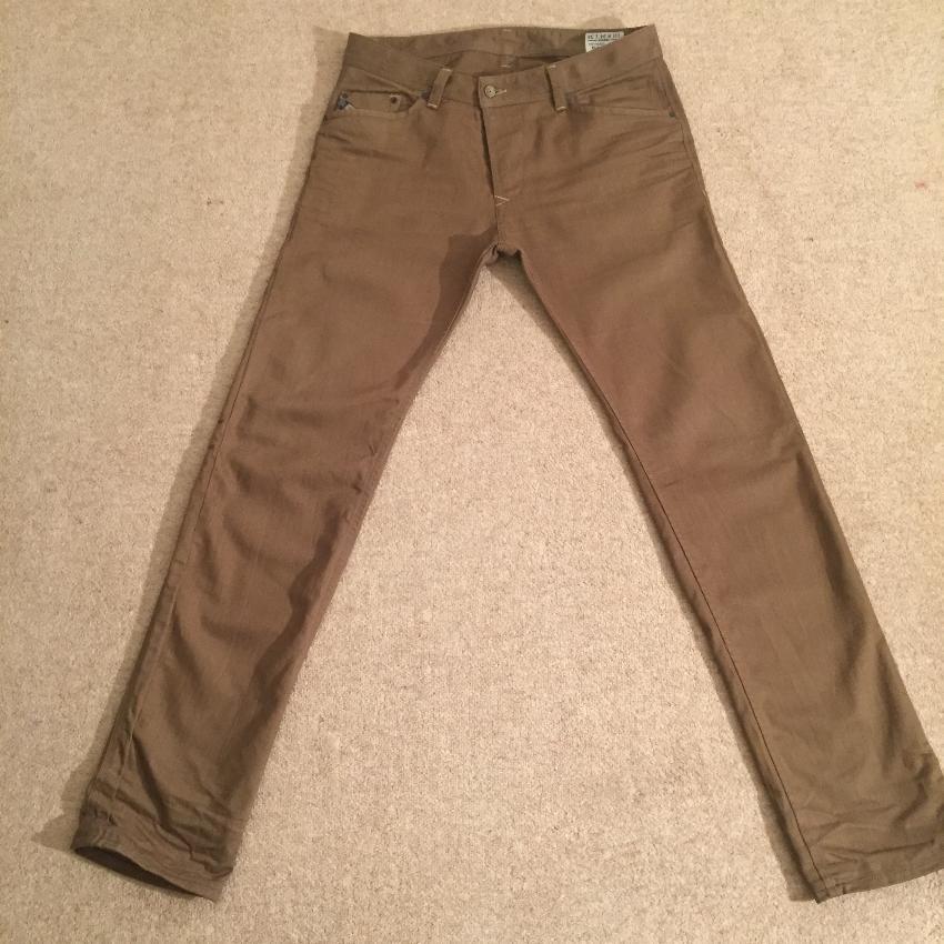84a439c3 Diesel-Industry 'Darron' regular slim-tapered jeans. 22. 12345678910