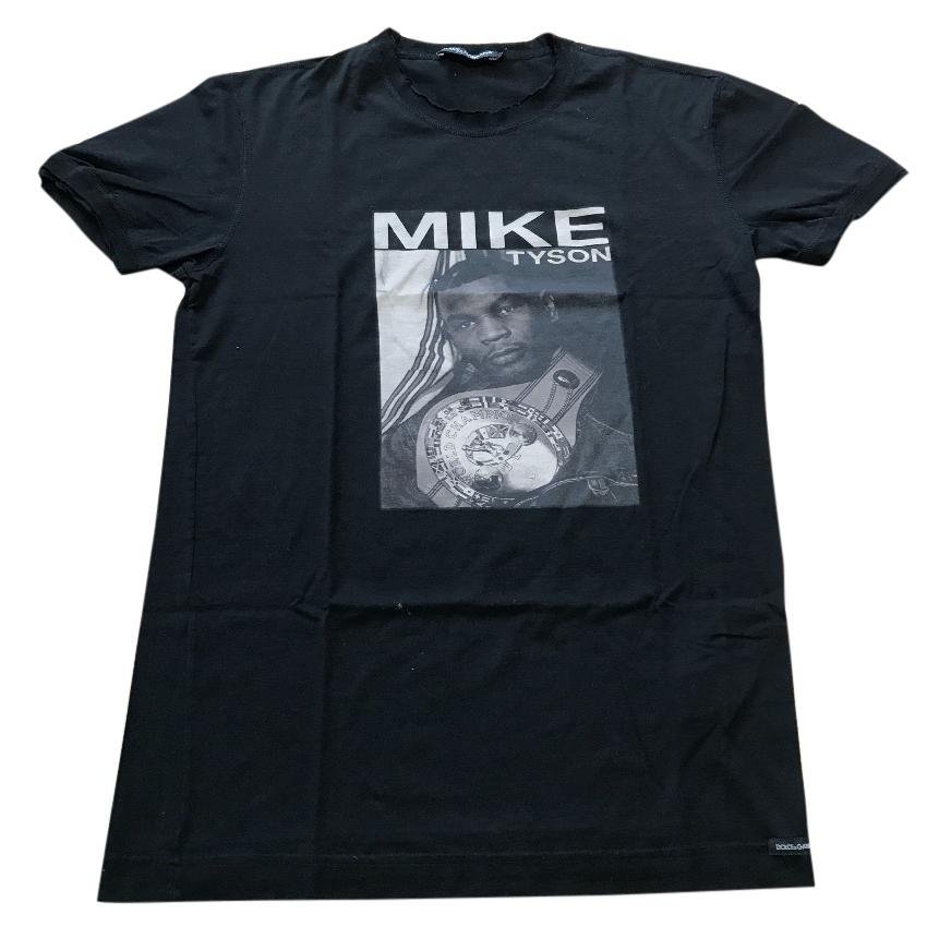 Für Original auswählen Qualität zuerst gut kaufen Dolce & Gabbana Men's Mike Tyson T shirt