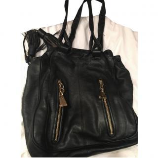 See by Chloe black shoulder bag